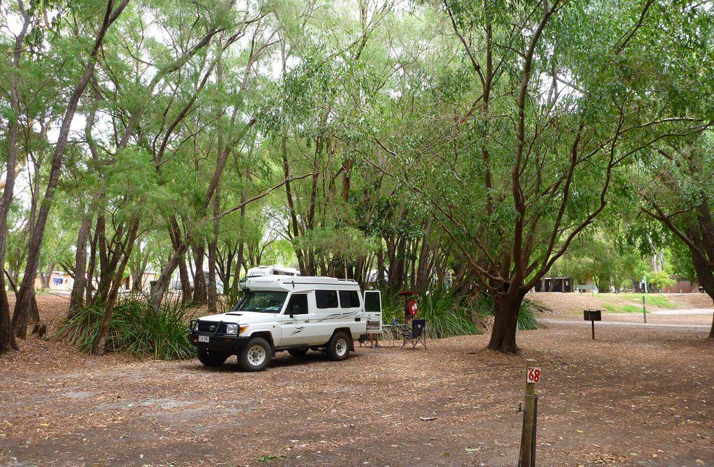 4-WD Camper in Western Australia