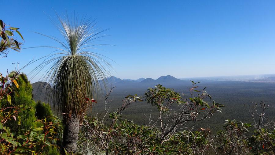 toller Ausblick - Zeit zum Verschnaufen im Stirling Range NP, Australien