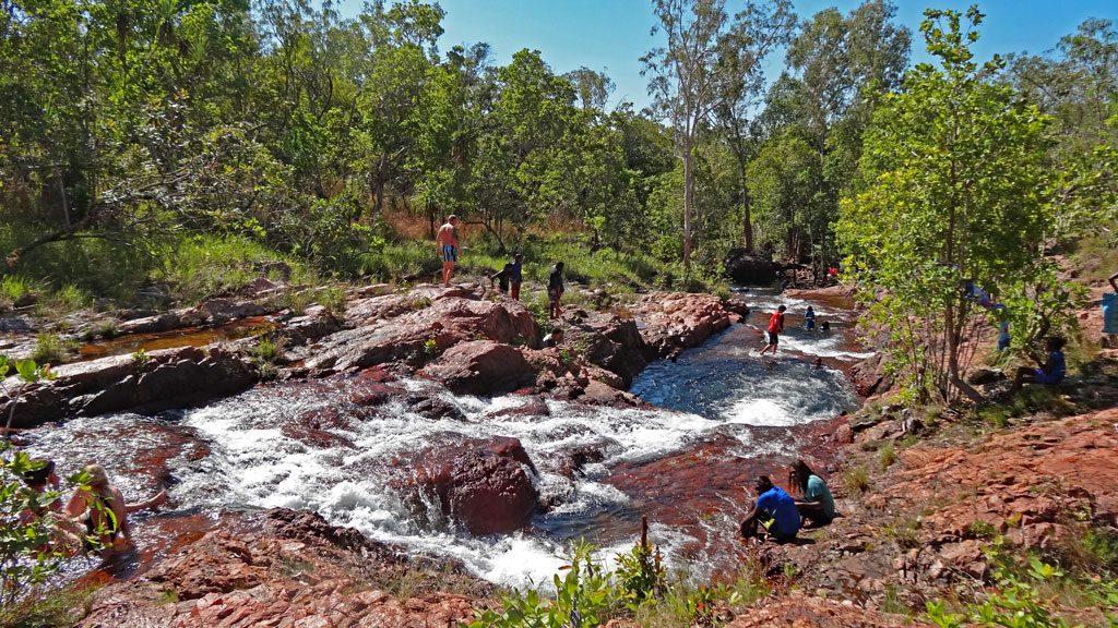 Buley Rockhole im Litchfield Nationalpark