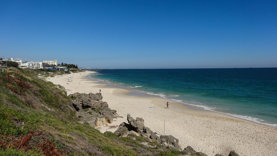 Cottesloe Beach, Perth, Australien