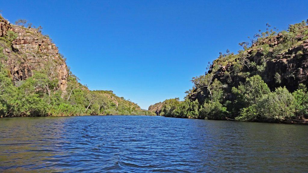 Ausblick auf den Katherine River