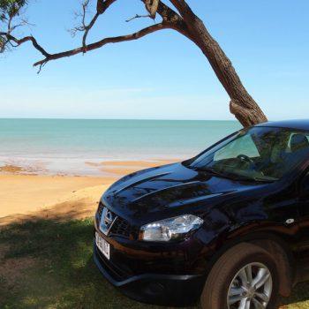 Mietwagen im Northern Territory