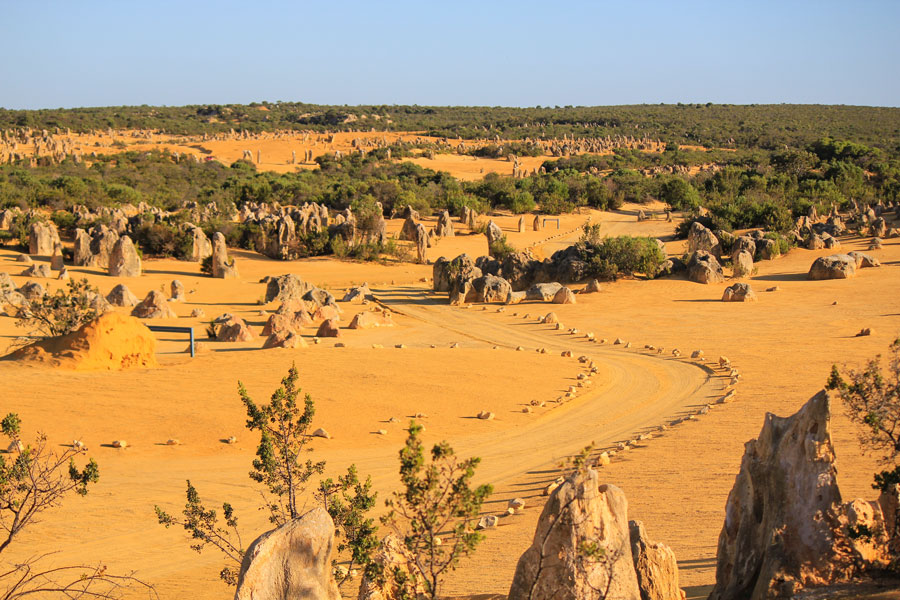 The Pinnacles, Nambung NP, Australien