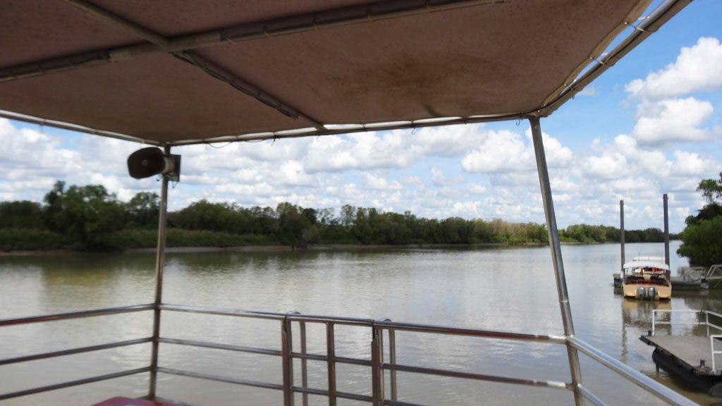 """Das Boot """"River Queen"""""""