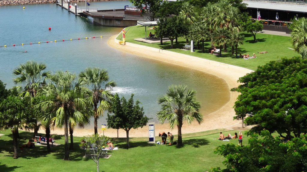 Waterfont in Darwin