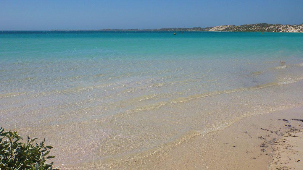 Coral Bay in Western Australien