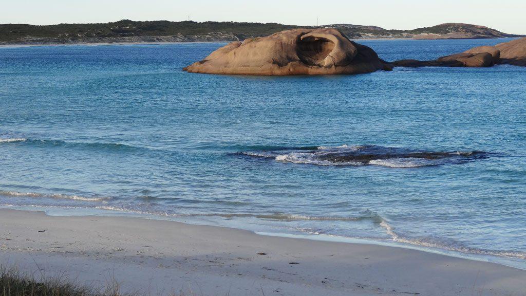 Twilight Cove am Strand bei Esperance