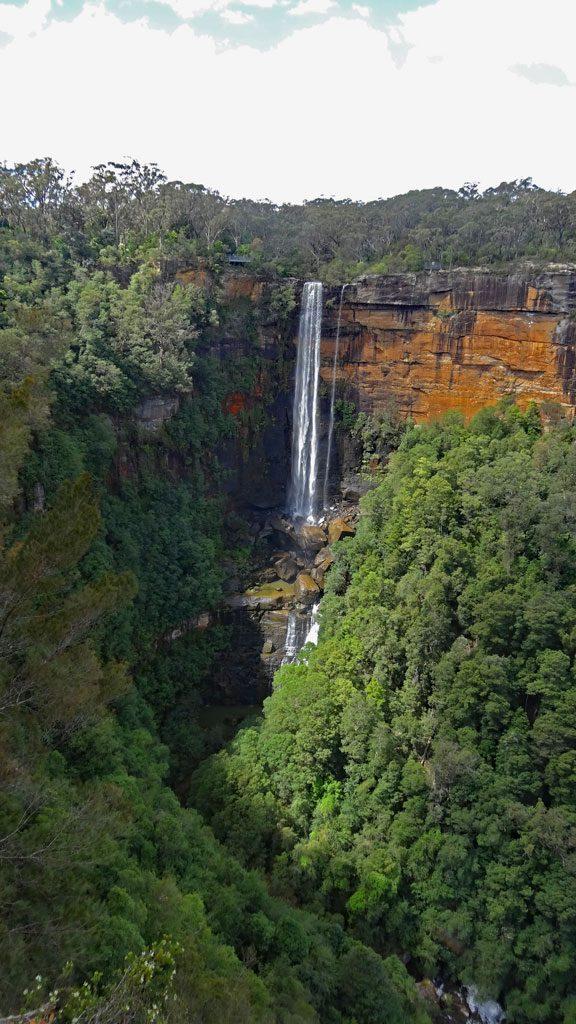 Fitzroy Falls im Morton NP