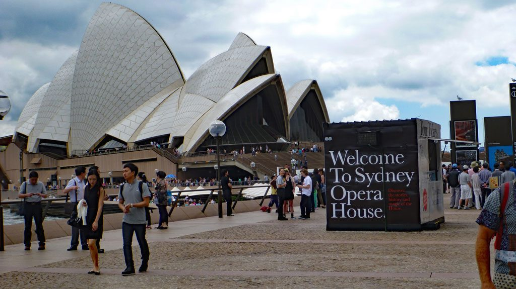 Welcome to Sydney Opera House