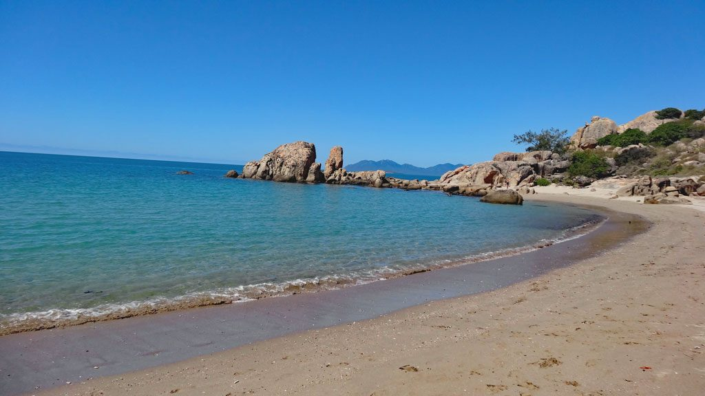 Horseshoe Bay in Bowen