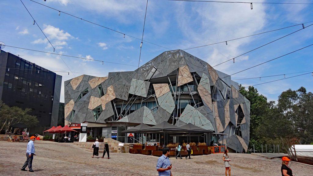 Yarra Gebäude in Melbourne