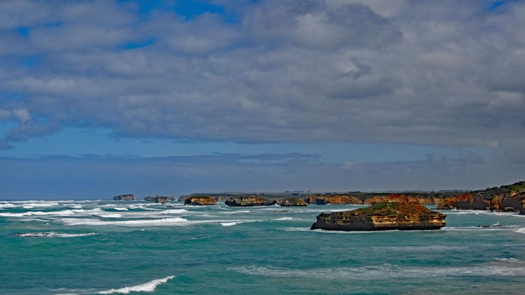 Bay of Islands an der Great Ocean Road