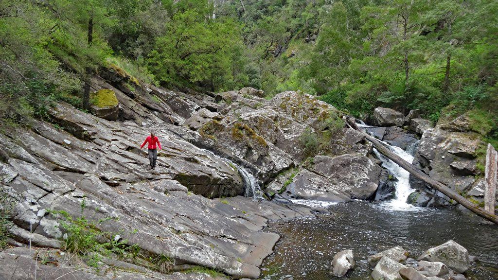 Cumberland Falls im Great Otway NP