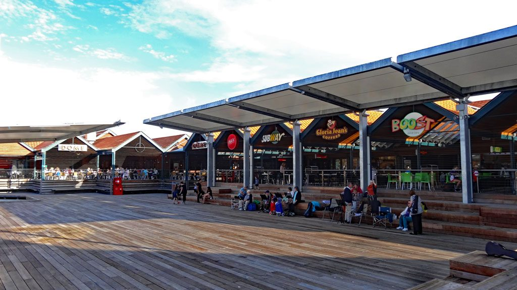 Restaurants in Hillarys Boat Harbour