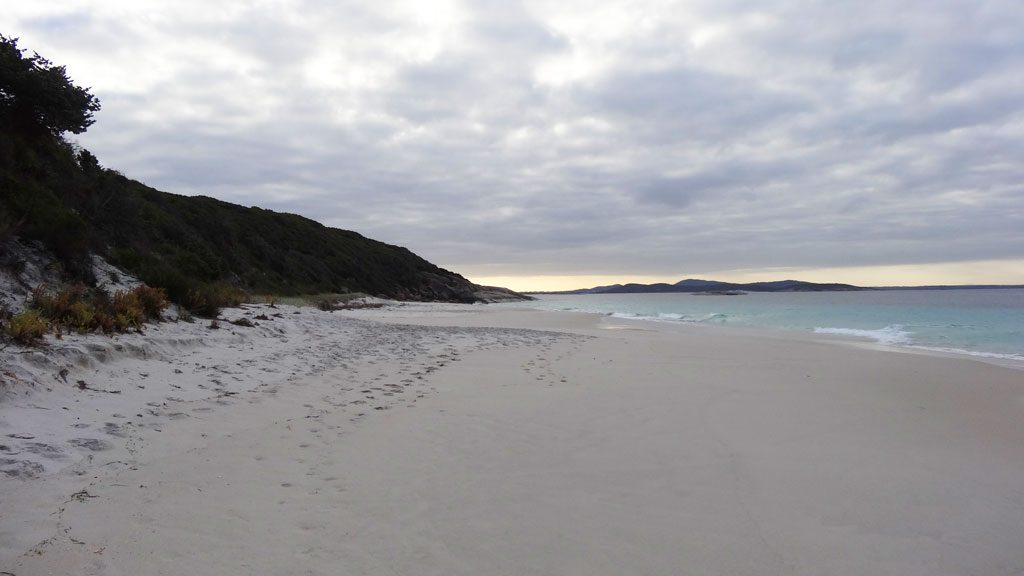 Misery Beach im Torndirrup Nationalpark