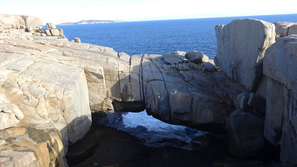 Natural Bridge im Torndirrup Nationalpark