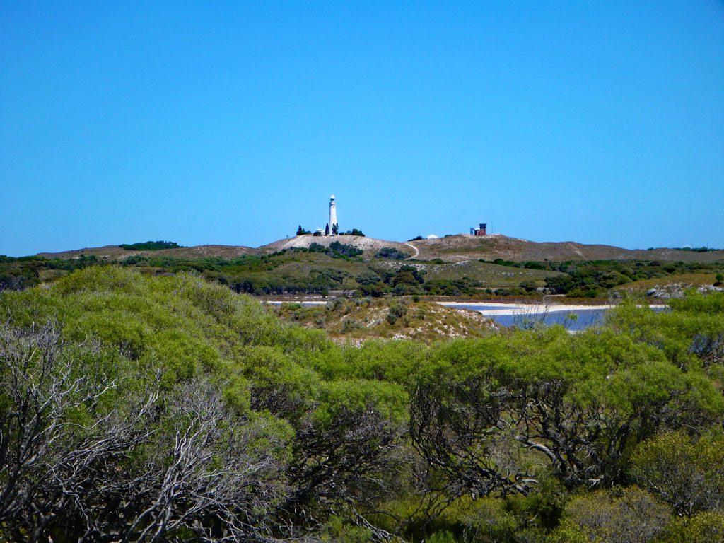 Wadjemup Lighthouse auf Rottnest Island