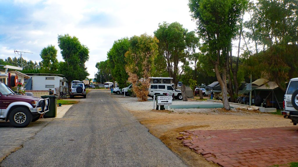 Campingplätze Australien - Übersicht Jurien Bay