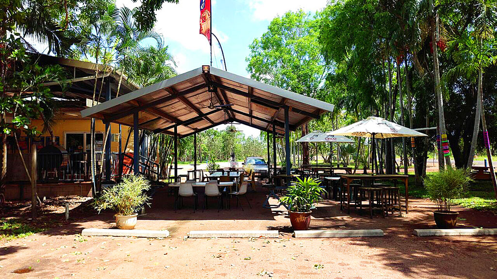 Leben und Arbeiten im Outback