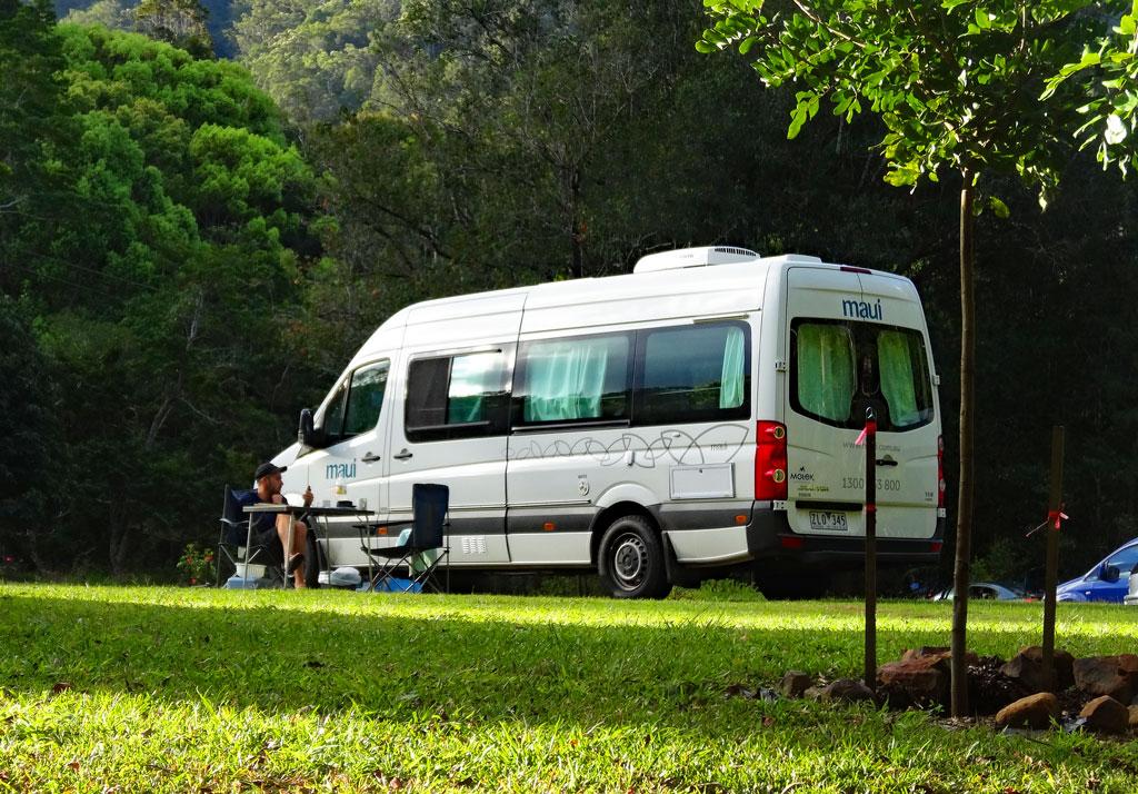 Maui Ultima Camper Außenansicht