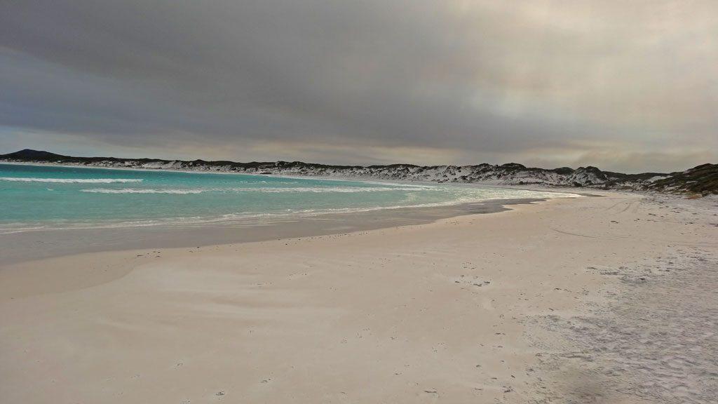 Wharton Beach im Cape Le Grand