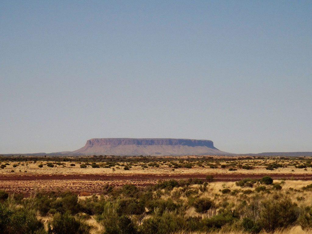 Uluru Kata Tjuta Nationalprk, Australien
