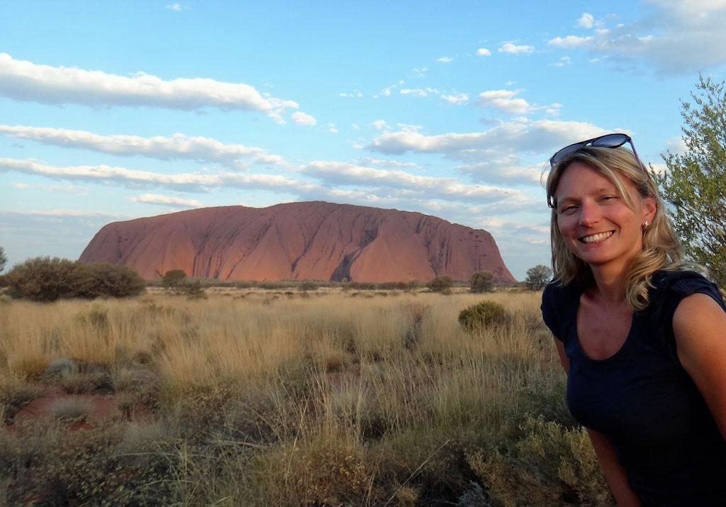 Der Uluru-Kata Tjuta NP – das Herz Australiens