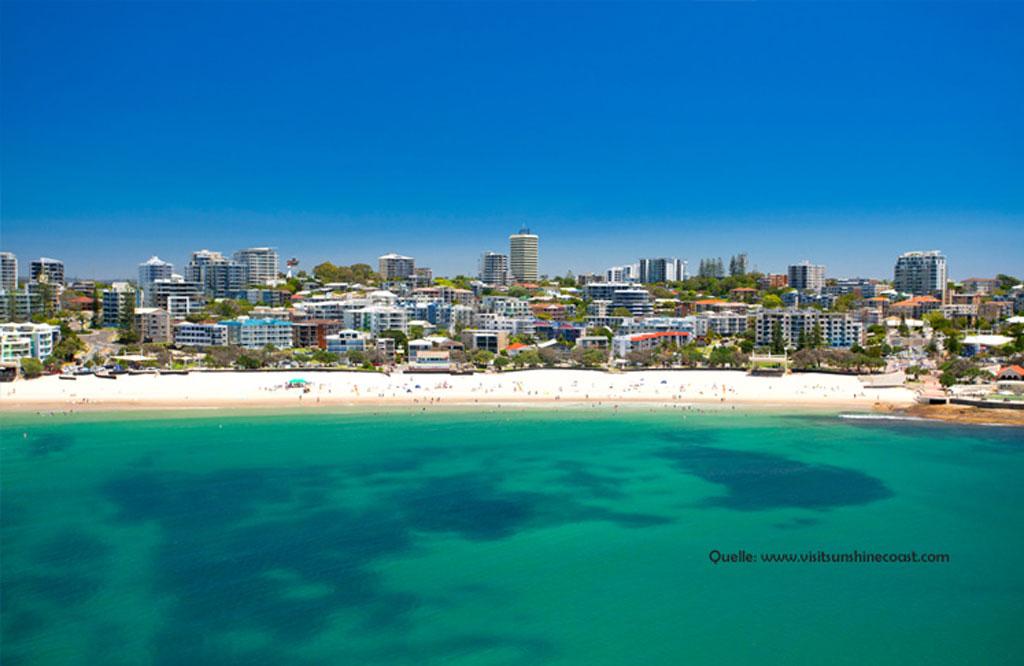 Sunshine Coast – hier ist der Name Programm