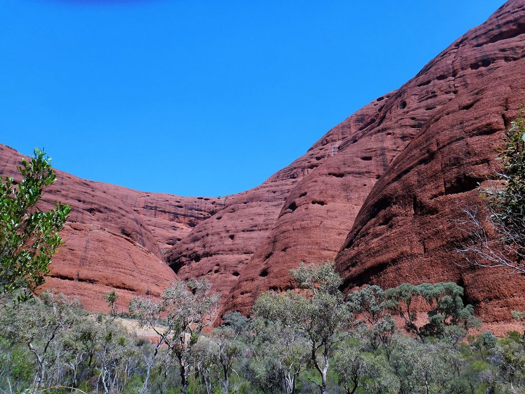 Valley of the Winds, Uluru Australien