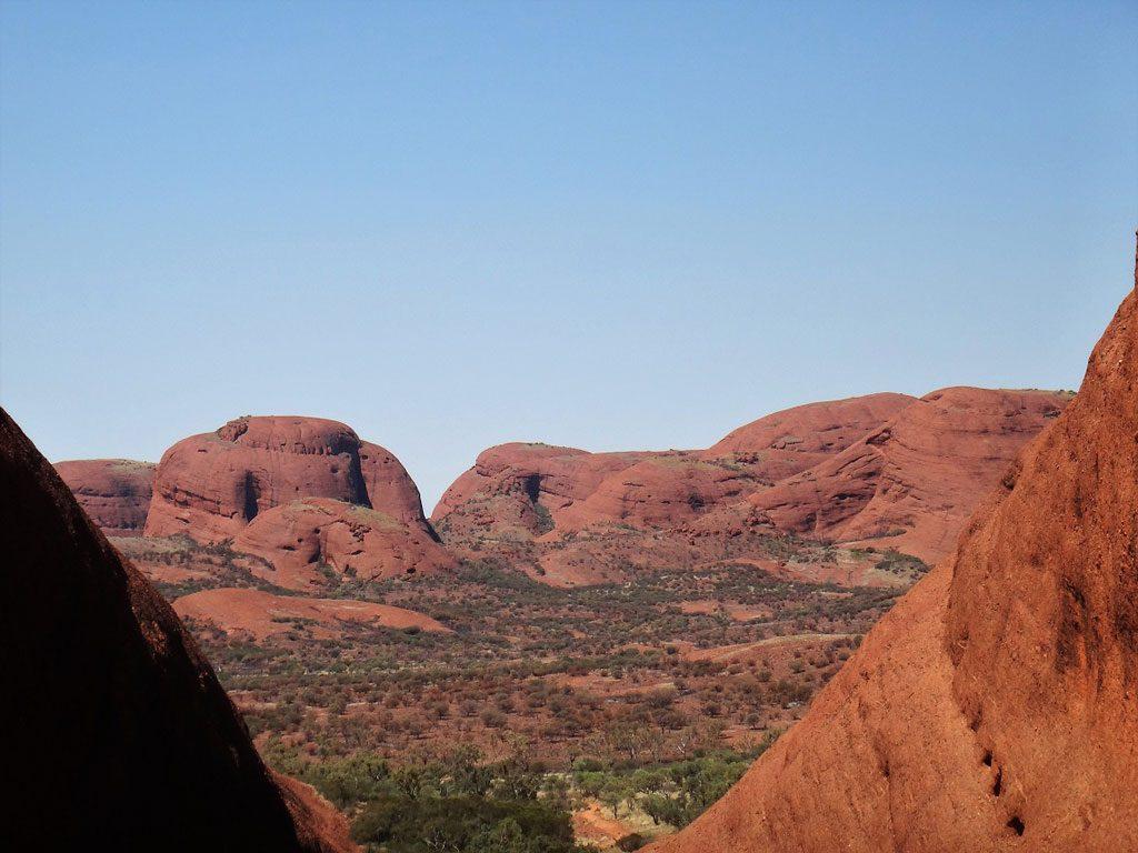 Lookout Karingana, Uluru Australien