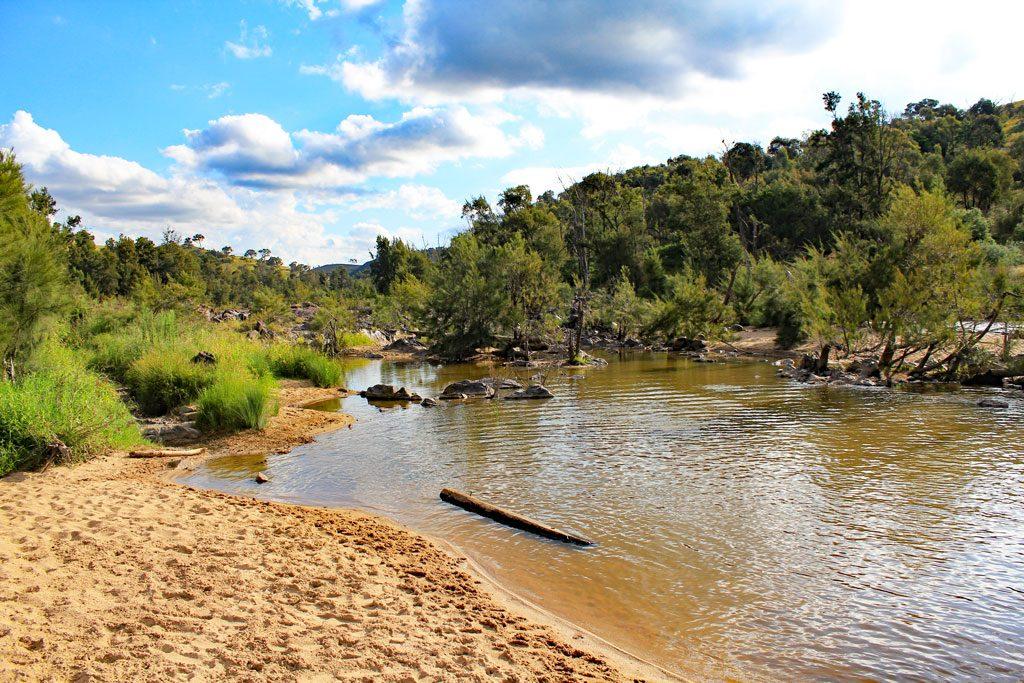 recreation reserve uriarra canberra