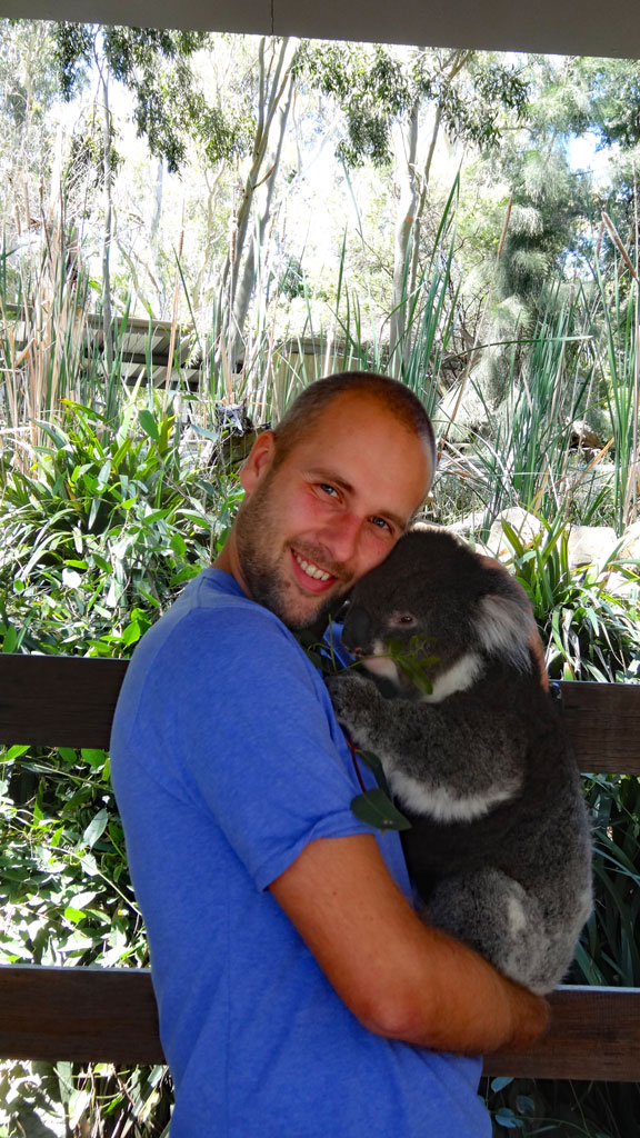 Koala Gorge Wildlife Park Hahndorf