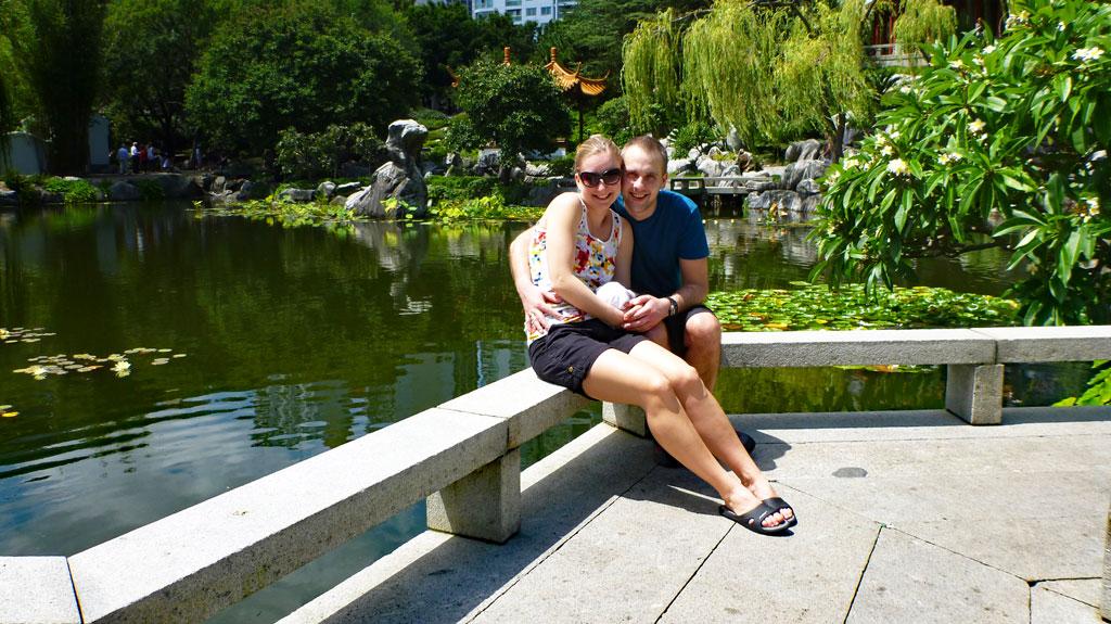 Chinese Garden Sydney Ivonne&Adam