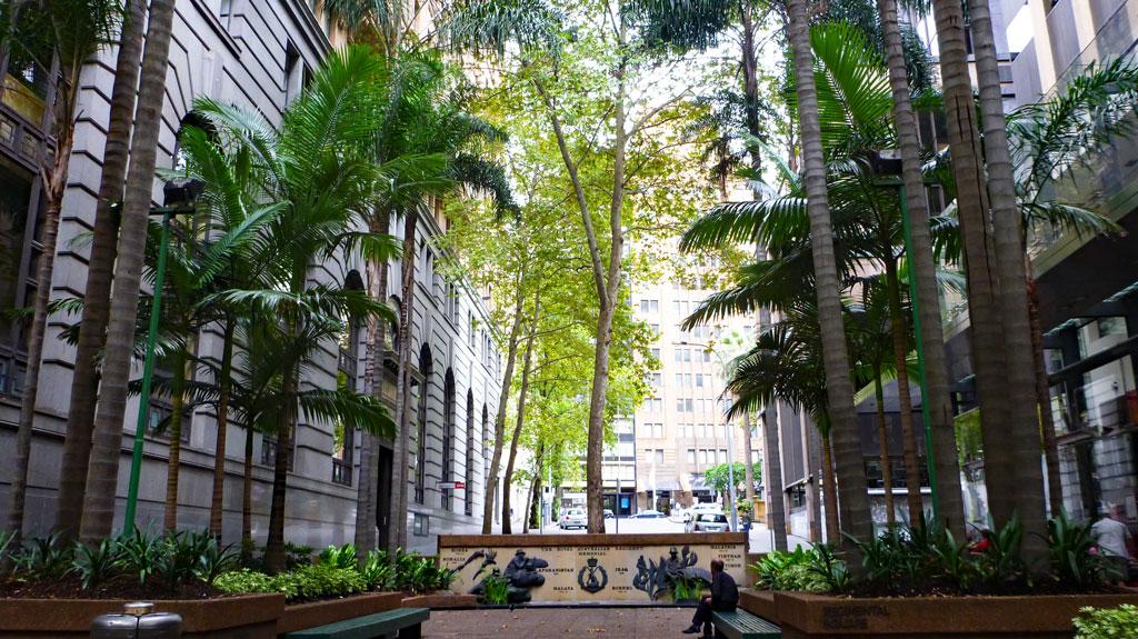 Sydney Innenstadt