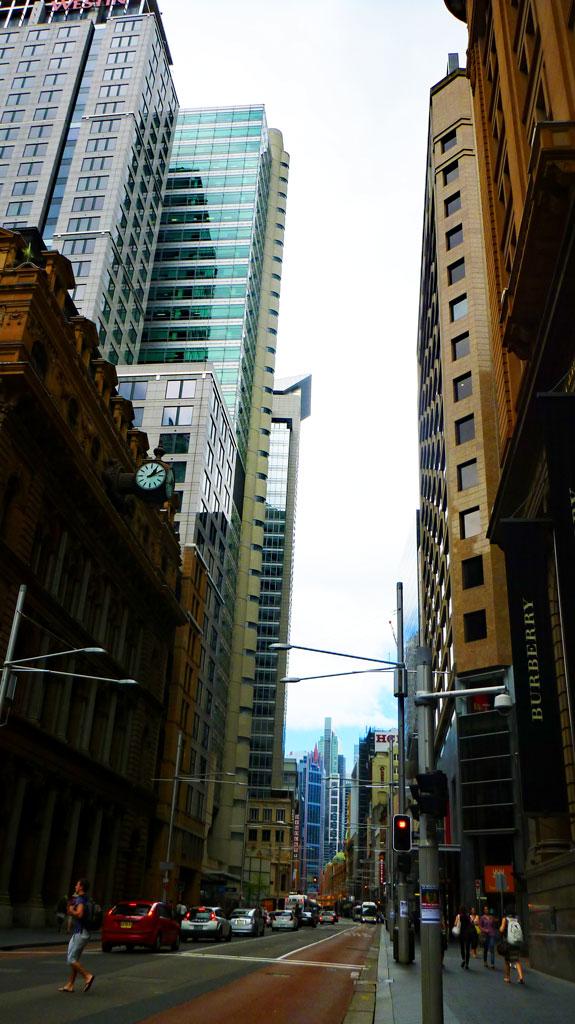 King Street Sydney