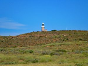 Leuchtturm im Cape Range Nationalpark