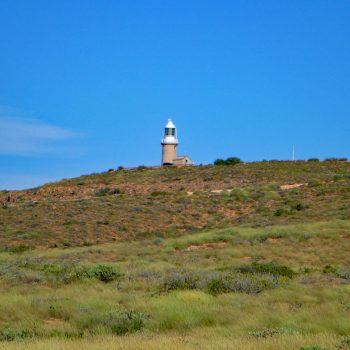 Leuchtturm im Cape Range Nationalpark
