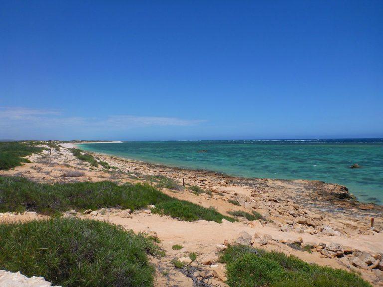 Oyster stacks im Cape Range Nationalpark