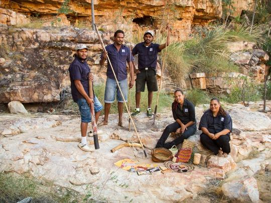 Boomerang Reisen -Aboriginal Tour