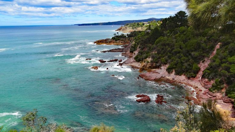Ben Boyd Nationalpark, Eden, New South Wales, Australien