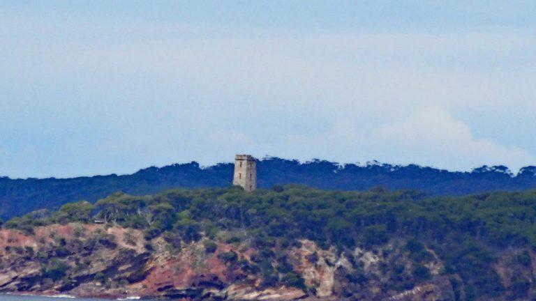 Ben Boyd Tower, Eden, New South Wales, Australien
