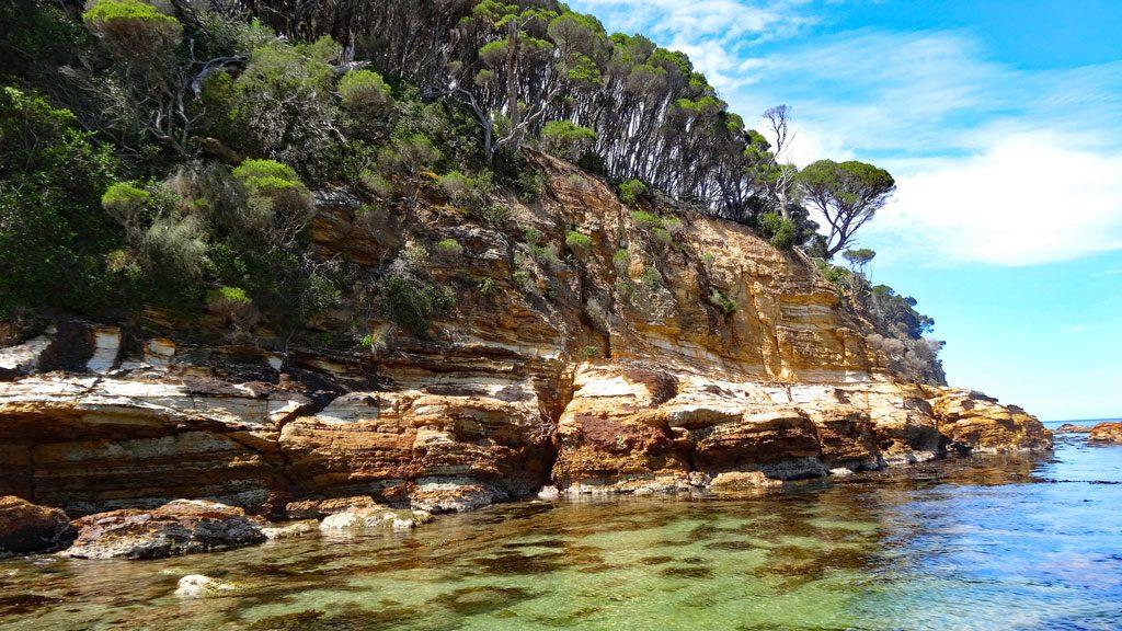 Eden, Ostküste Australien, New South Wales