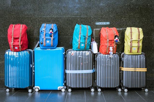 Australien Shop Koffer und Taschen