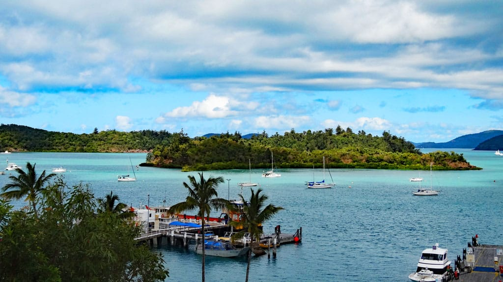 Airlie Beach – das Tor zu den Whitsunday Islands!