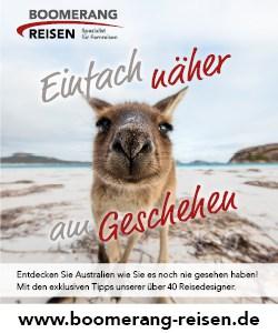 Boomerang Reisen australien-guide.com