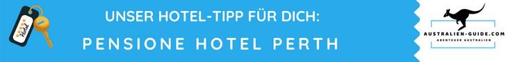 Hoteltipp Pensione Hotel Perth - australien-guide.com