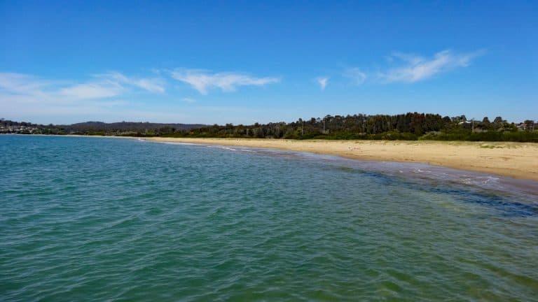 Marina Beach, Batemans Bay, Australien