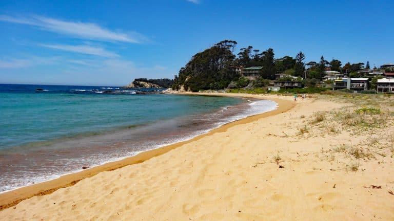 Malua Bay Beach, New South Wales, Australien