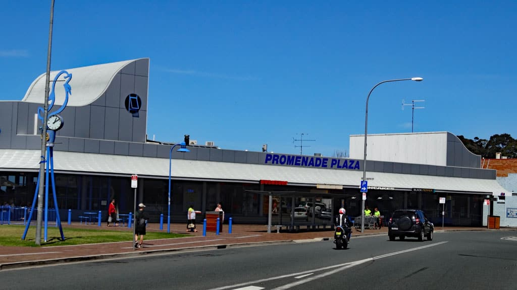 Shoppingmall Batemans Bay