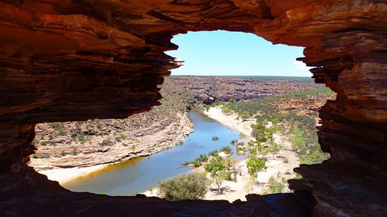 Natures Window, Kalbarri Nationalpark